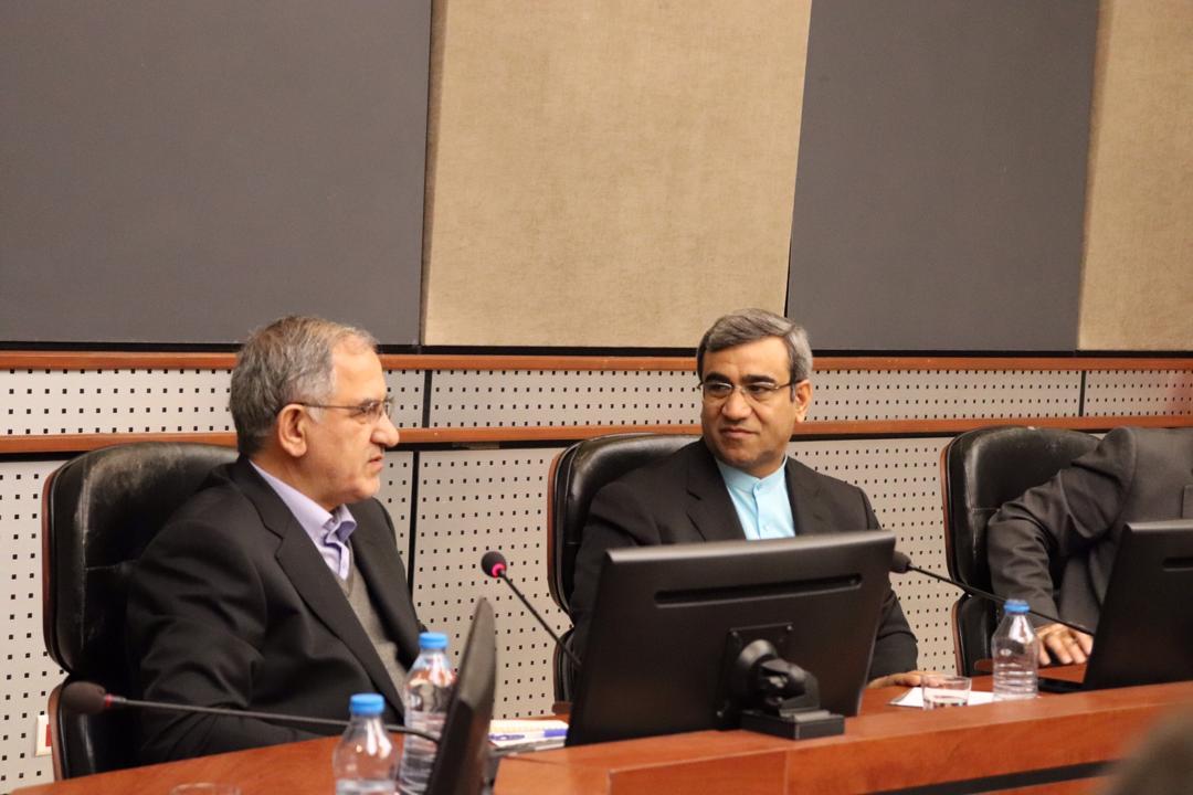 از سامانه های اینترنتی ثبت شرکت ها و صدور کارت کیشوندی رونمایی گردید