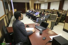 کارگاه آشنایی با فناوریهای نرم و هویتساز در کیش برگزار شد