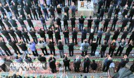 گزارش تصویری : تاسوعا و عاشورای حسینی در کیش از زاویه دوربین نسرین فائق