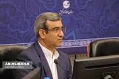 مدیر عامل سازمان منطقه ازاد کیش در جلسه شورای اداری  : مردم حق دارند از ما گله کنند و سوال حق مردم است