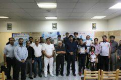 چهارمین دوره شطرنج جام کیش برگزار شد