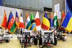 برترین های مسابقات بین المللی دانش آموزی رباتیک در جزیره کیش مشخص شدند