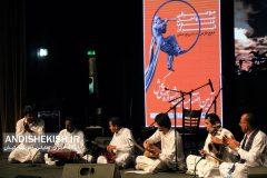 از برترین های موسیقی نواحی جنوب ایران در جزیره کیش تقدیر به عمل آمد