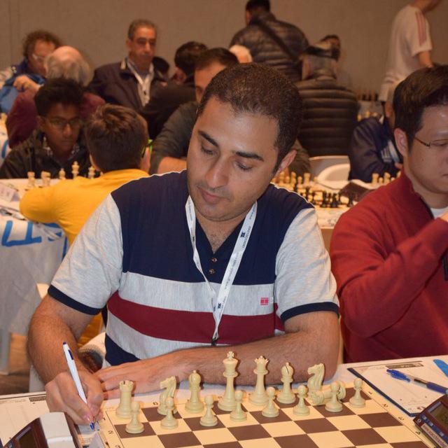 کسب عنوان قهرمانی جام اروند توسط شطرنج باز جزیره کیش