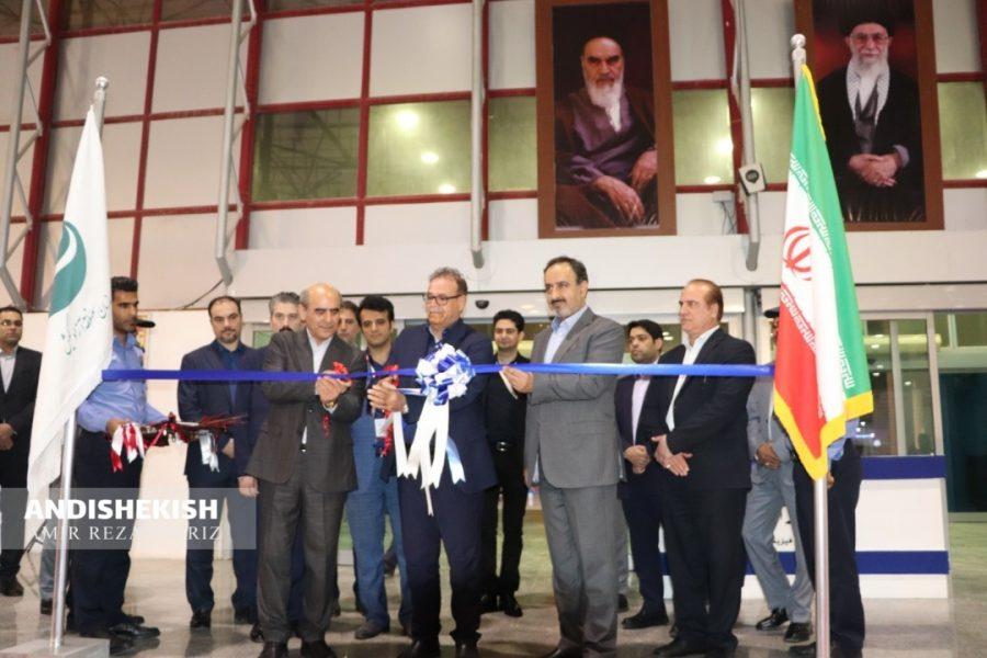 گزارش تصویری : آغاز به کار شانزدهمین نمایشگاه بینالمللی انرژی کیش / عکس : امیررضا سیم ریز