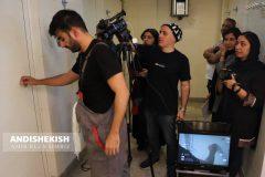 کارگاه آموزش فیلمسازی خلاق در جزیره کیش در حال برگزاریست