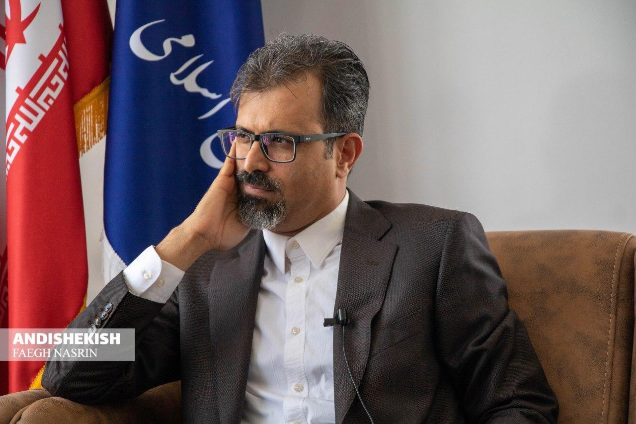 بی سانسور ، بی روتوش با عضو شورای شهر کیش