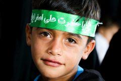 همایش شیرخوارگان حسینی در کیش